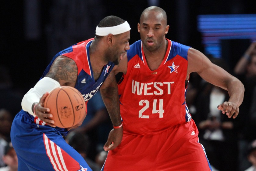 NBA Changes All-Star Game Format To Honor Kobe Bryant