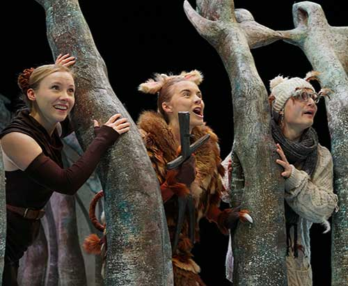 The Gruffalo's Child at The Lowry