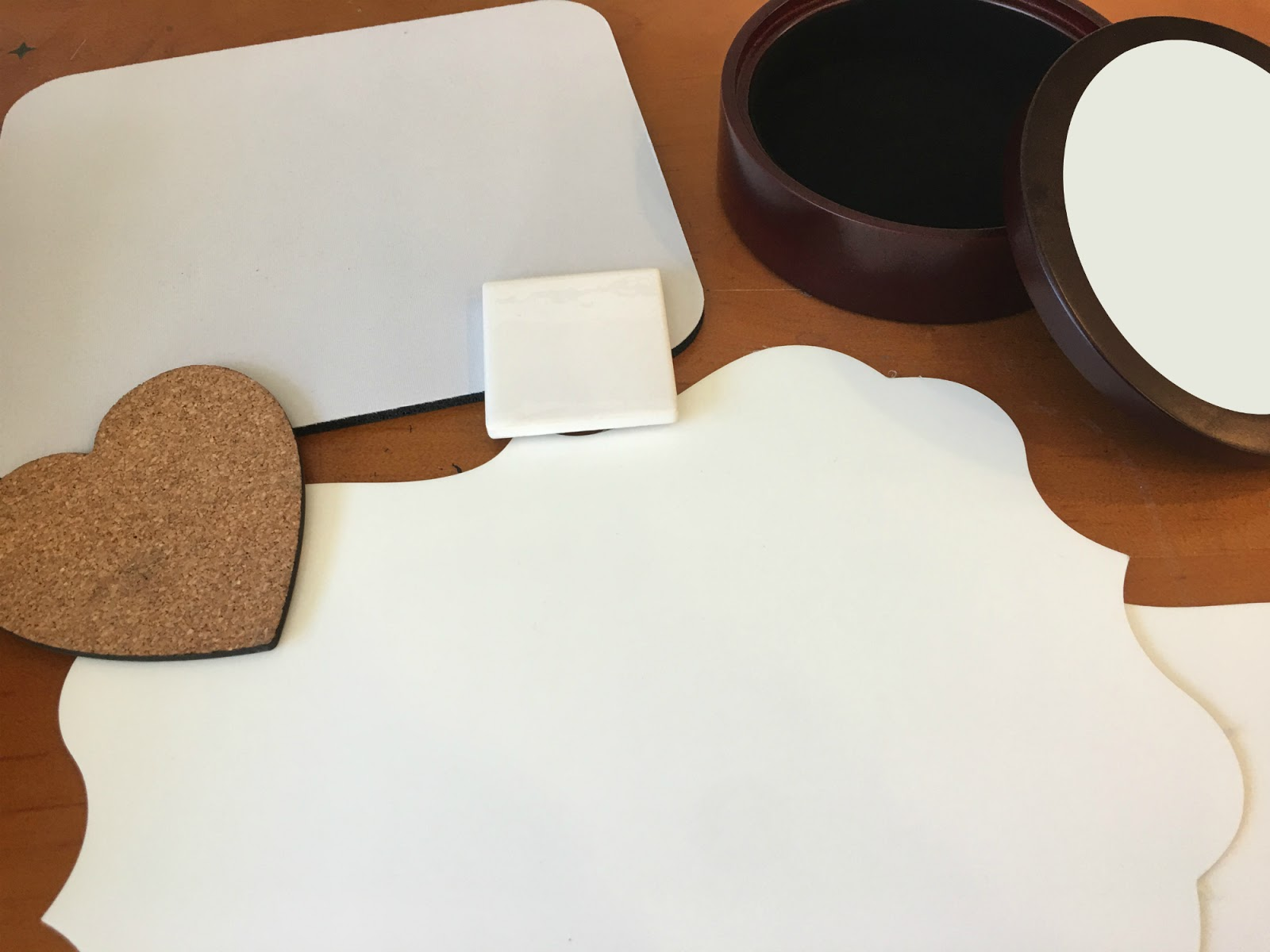Heat Press Friendly Sublimation Blanks: Because Sublimation