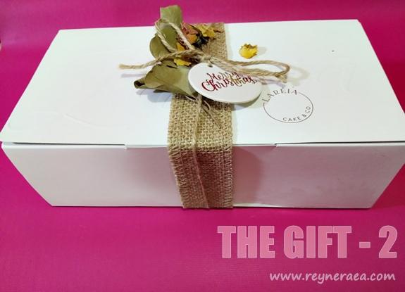 Gift cantik dari fanny dcat queen