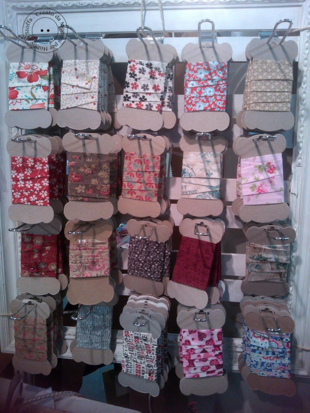 abbastanza Hobby di stoffa by Hdc: Braccialetti, che passione!! CN73