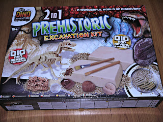 2 in 1 Prehistoric Excavation Kit