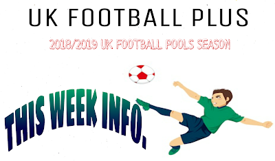 WEEK 21: UK FOOTBALL POOLS INFORMATION | 01-12-2018 | www.ukfootballplus.com.ng