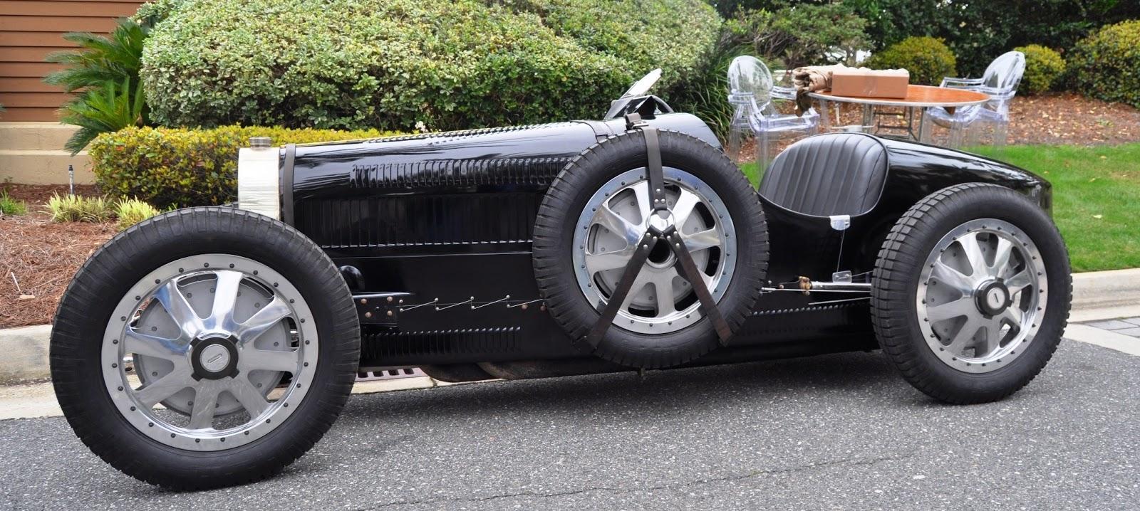 Keith Urban Bugatti