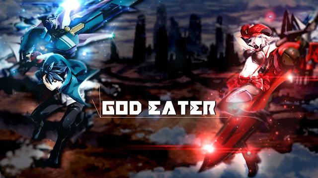 Anime God Eater