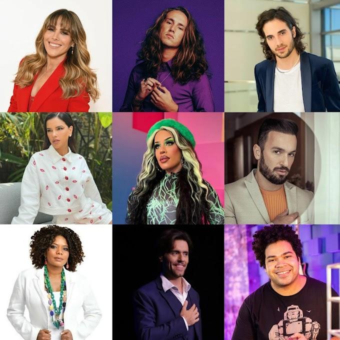 Domingão com Huck: confira lista de participantes do Show dos Famosos