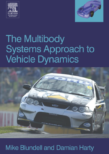 Multibody Systems Approach to Vehicle Dynamics pdf