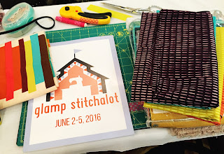 Glamp Stitchalot