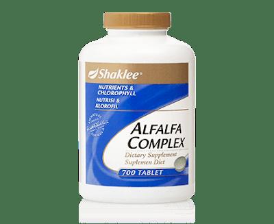 Shaklee Alfalfa Complex