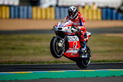 Hasil Lengkap Latihan Bebas 3 MotoGP Le Mans, Prancis 2017
