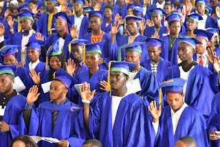 FUTA Matriculates Over 3,200 Students for 2019/2020 Session