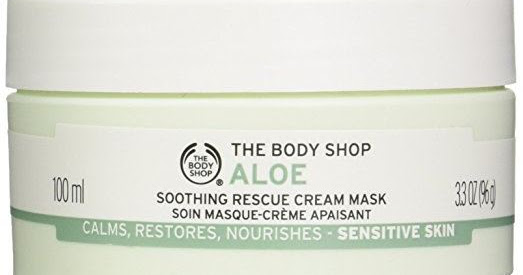 Aloe Protective Restoring Mask from the Body Shop