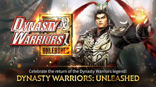 Dynasty Warriors Unleashed APK OBB ATUALIZADO