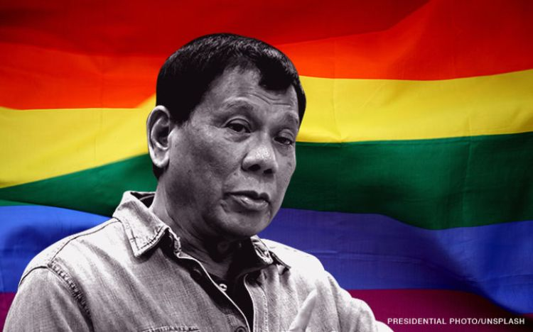 Duterte, Sogie Bill, LGBT
