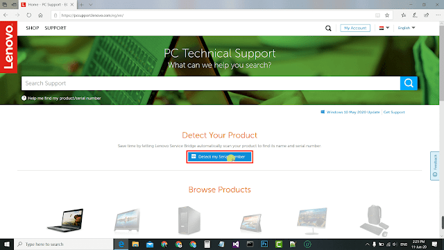 تحميل تعريفات ويندوز 10 عن طريق الموقع الرسمي للشركة المصنعة - الصورة 6