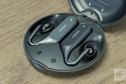 Xperia Ear Duo, Earphone Wireless Keren Dari Sony (Serta Penjelasannya)