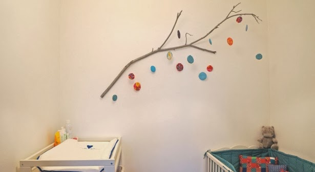 Déco fait main: Comment décorer facilement la chambre bébé