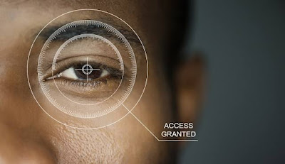 Pemindai Retina Mata