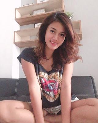 Foto Jess Amalia Selebgram Seksi Montok Jak Angel Jakarta