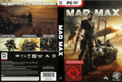 Mad Max PC Game  All DLCs included [MULTi9] Highly Compressed Repack Free Download 3.49GB