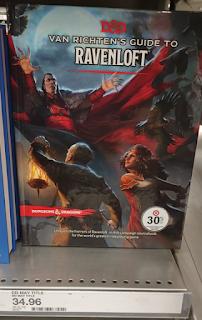 Target D&D Book