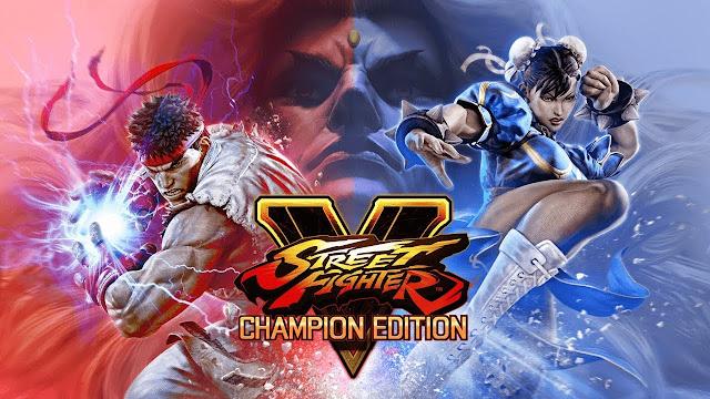 Rumor: Street Fighter V Champion Edition será lançado para Switch