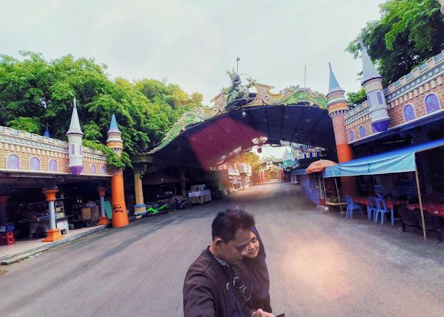 Pusat Oleh-oleh Kenjeran Park