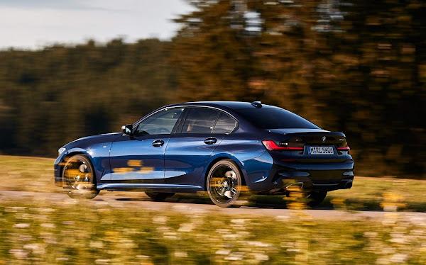 BMW m340i xDrive 2022 chega ao Brasil - preço R$ 542.950