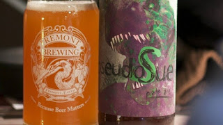 PseudoSue (Cervecería Toppling Goliath)