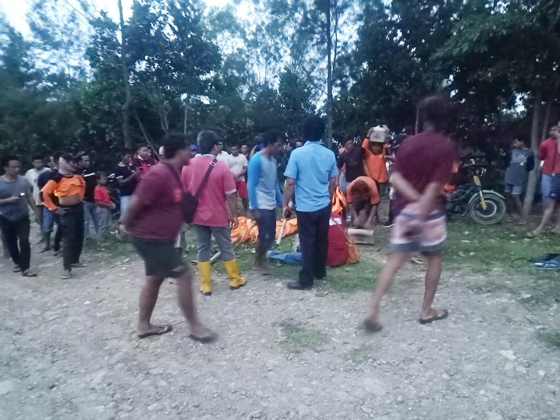 Perempuan Tanpa Busana Ditemukan Meninggal di Karangbolong