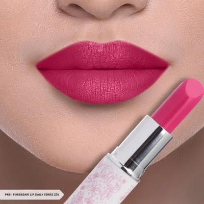 Lipstik matte Purbasari