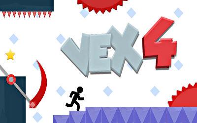 VEX 4 - Jeu de Plateforme en Ligne
