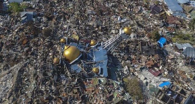 Warga Sulteng Diimbau Tidak Mendirikan Bangunan di Zona Merah Bencana
