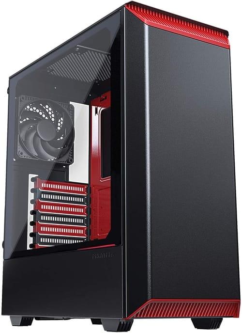 Phanteks Eclipse P300 Tempered Glass Steel PC Case
