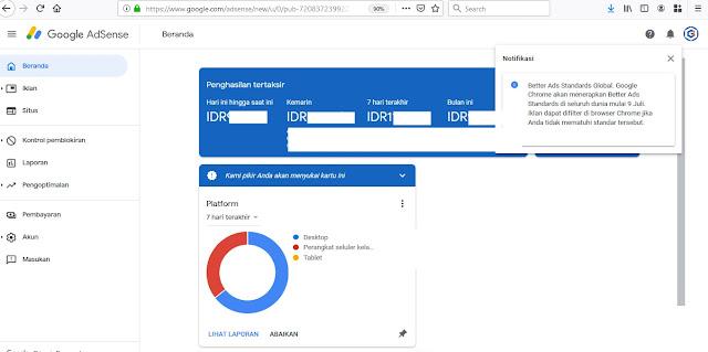 Mulai Tanggal 9 Juli 2019, Google Chrome Akan Menerapkan Better Ads Standards di Seluruh Dunia
