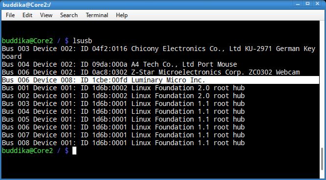 Tiva c launchpad linux