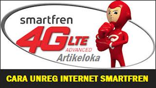Cara Berhenti Paket Internet Smartfren