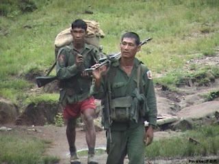 Two Soldier of Myanmar Army