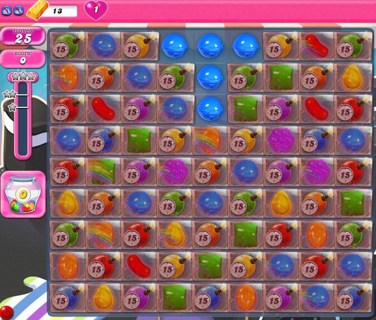 Candy Crush Saga 1871