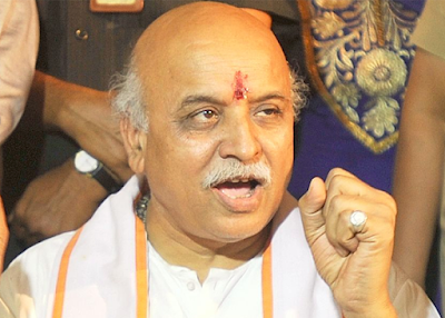 BJP challenges Bihar to ban VHP meet in Patna