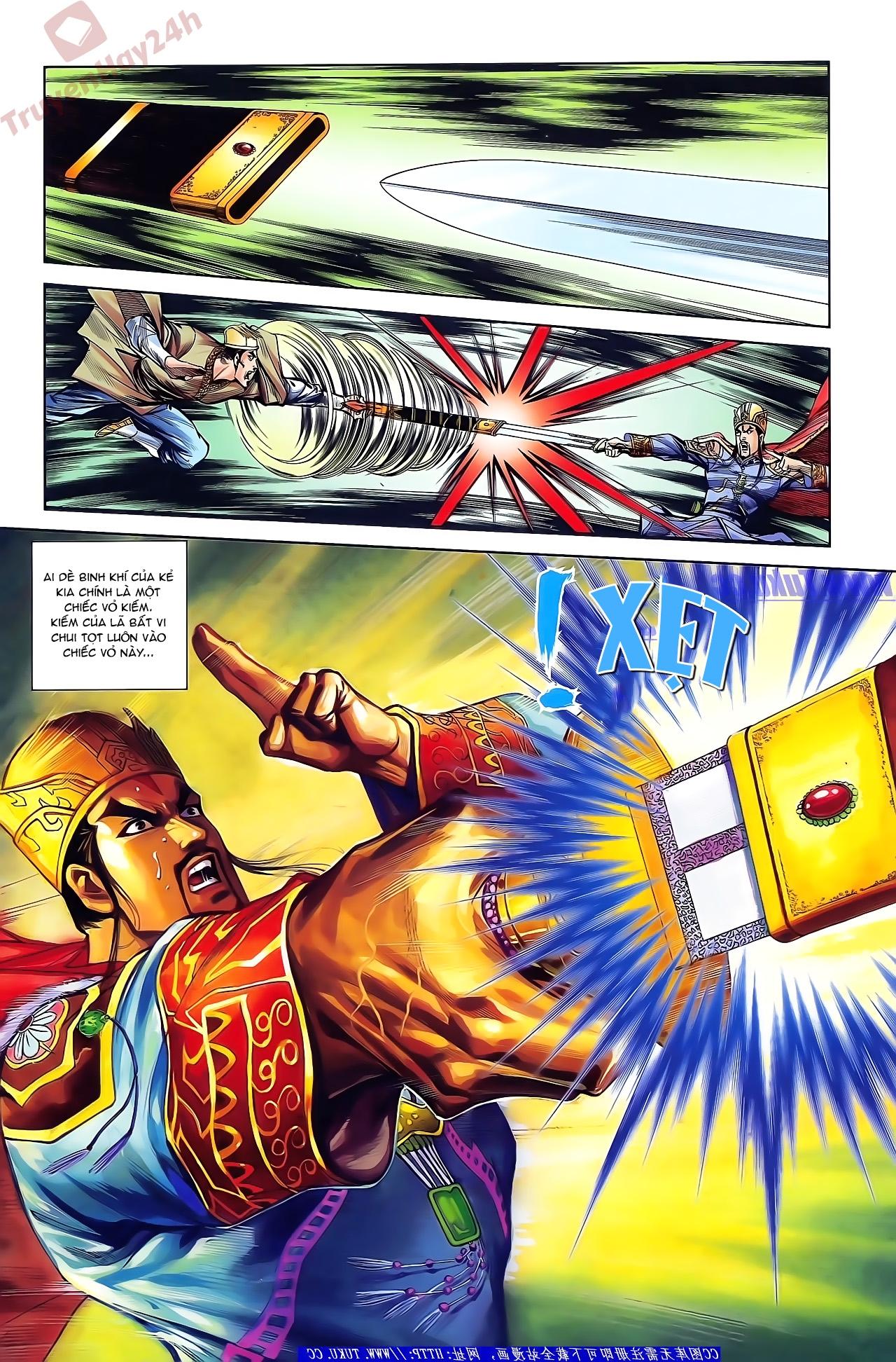 Tần Vương Doanh Chính chapter 48 trang 2