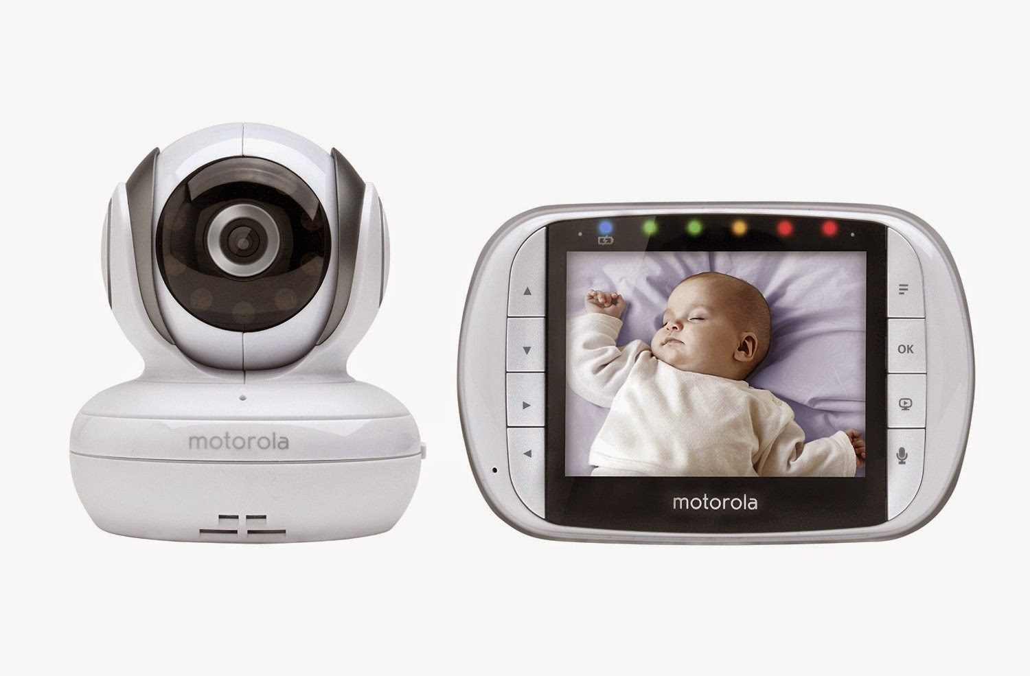 Check Out The Motorola Mbp36s Remote Wireless Video Baby