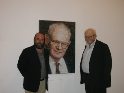 Exposición Arte fractal en Madrid.