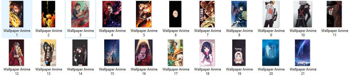 Download 3000 Wallpaper Anime Di Hp Android  Paling Keren