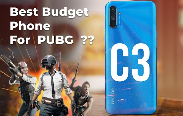 Realme C3 Review: The Best Budget Smartphone For PUBG IN 2020