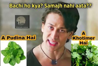 Bachi Ho Kya Samajh Nahi Aata Meme