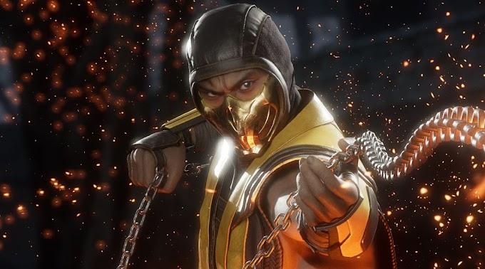 Mortal Kombat 2021 trailer reaction