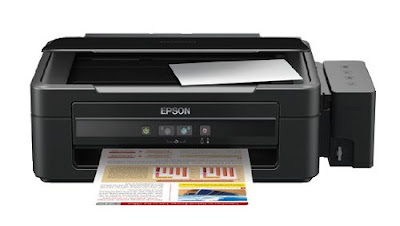 Take your business productivity to the next level with the lowest cost per print at the wo Epson L350 Driver Downloads