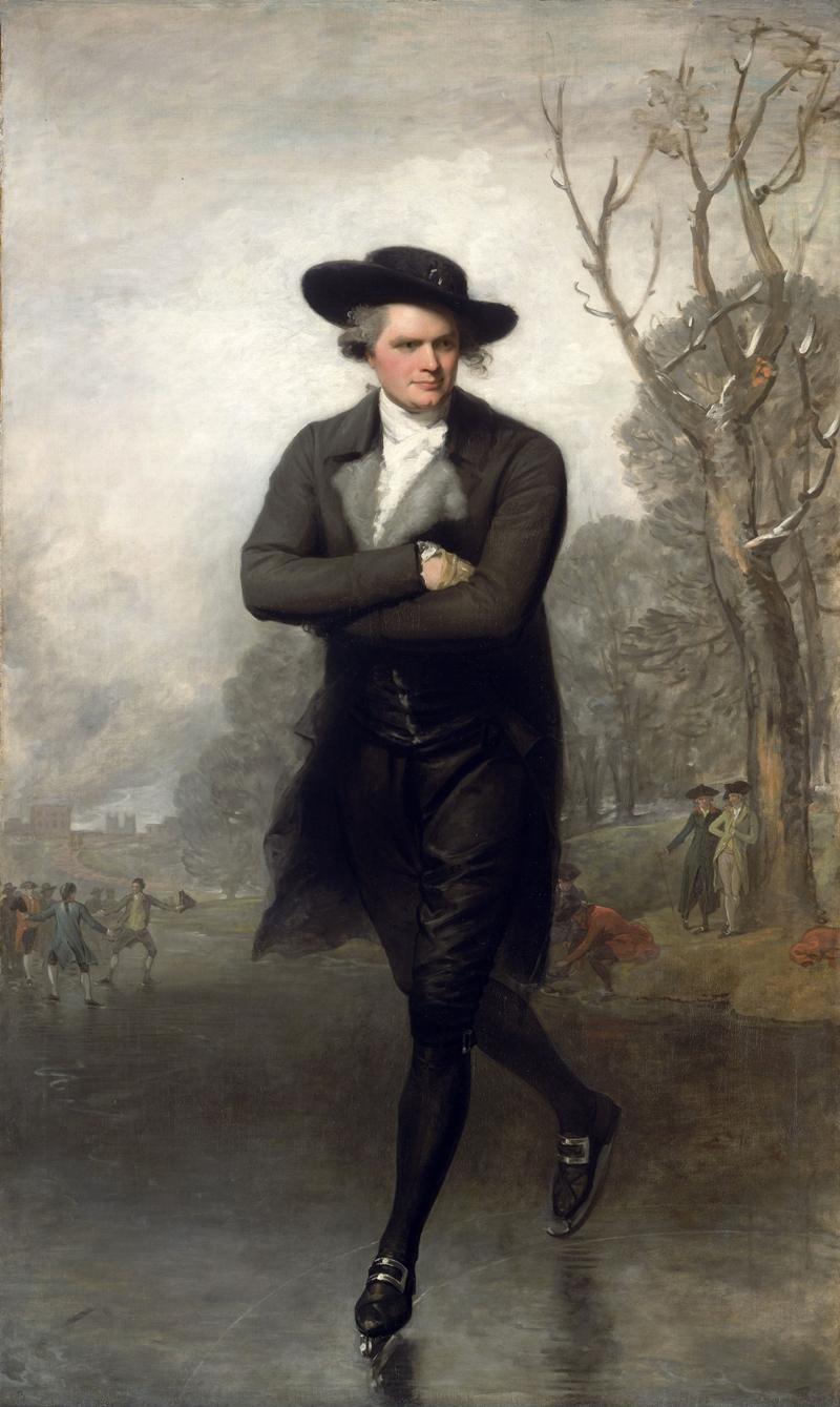 Gilbert Stuart 1755-1828 - American Neo-Classic portrait painter