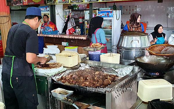Pak Long Nasi Daging Bakar Langkawi
